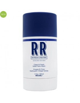 Reuzel REFRESH & RESTORE Clean & Fresh Solid Face Wash Stick